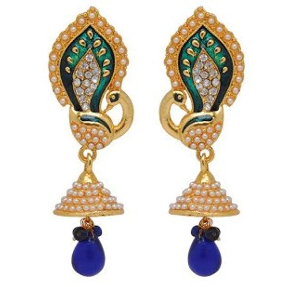 Fancy Earrings For Girls