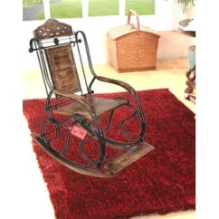 Floor Rocking Chair India Daniel Paul Chairs Buy Online In At Best Prices Onlineshoppee Sale Wooden Iron