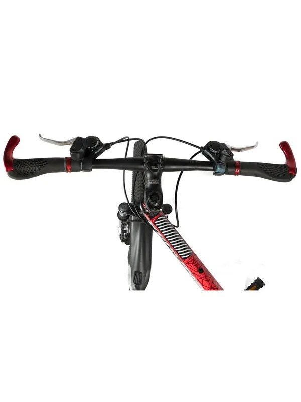 KERUNS Mountain Bicycle with Folding High Carbon Steel