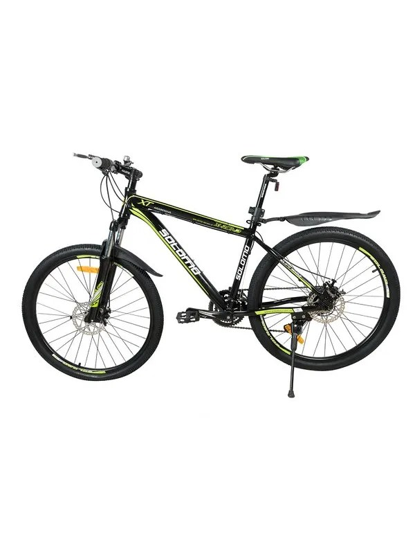 SOLOMO XT Mountain Bicycle with Aluminum frame and 26'' wheels