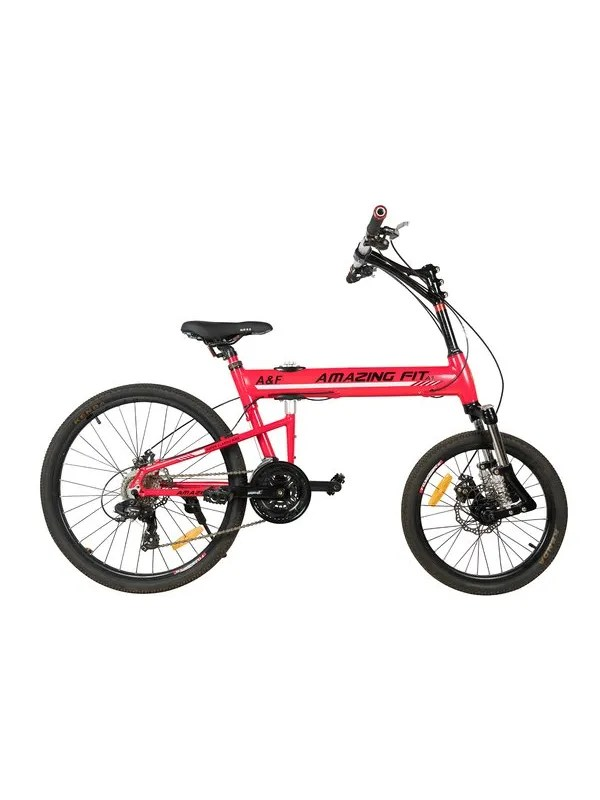 Amazing Fit Mountain Bicycle with Folding Aluminum frame