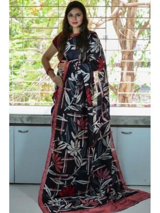 A Profile of Amazing and Beautiful Batik Sarees