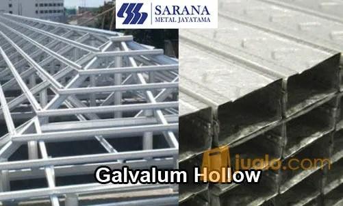 tebal kanal c baja ringan supplier galvalum surabaya untuk rangka atap
