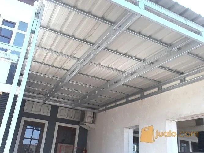 jenis baja ringan untuk tiang kanopi bajaringan canopy termurah dan berkualitas kab bandung