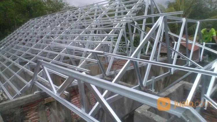 jasa pemasangan baja ringan di jogja rangka atap dan sekitarnya