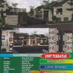 Baja Ringan Jatiasih Rumah Cluster Dp 10 Jutaan Murah Strategis Bekasi Puri