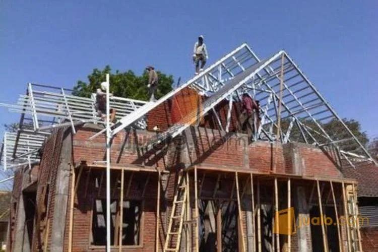 harga rangka atap baja ringan di malang ferdy 085649842128 jualo