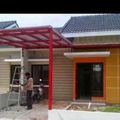 Harga Kap Baja Ringan Di Bali Pembuatan Canopy Pintu Pagar Reling Balcon Dll
