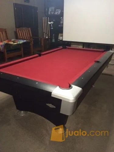 Harga Meja Billiard 9 Feet : harga, billiard, Billiard, Brunswick, Denpasar, Jualo