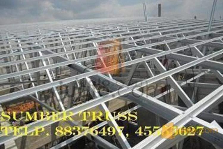 harga atap baja ringan di indramayu rangka murah zincalume bermutu tinggi sumber