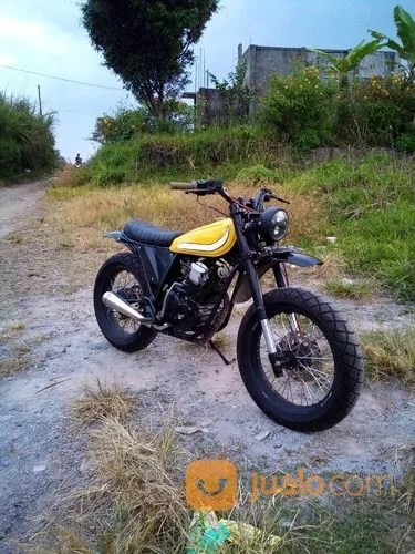 Yamaha Scorpio Modif Scrambler : yamaha, scorpio, modif, scrambler, Scorpio, Modif, Scrambler, Bratsyle, Bandung, Jualo