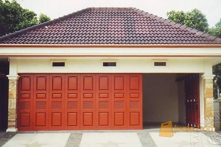 biaya membuat garasi mobil dengan baja ringan daftar harga jual distributor pintu besi merk