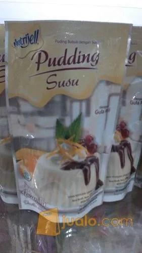 Puding Susu Nutrijel : puding, nutrijel, Puding, Nutrijel,, Nutrijell, Karawang, Jualo