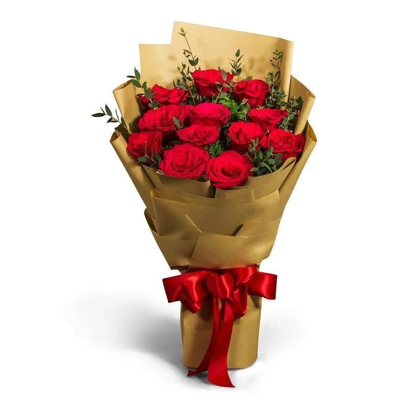 flaberry send romantic red