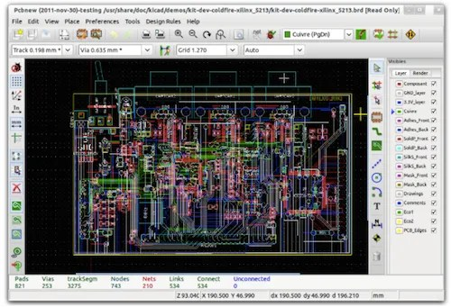 Kicad Is An Open Source Software Suite For Eda Electronic Design