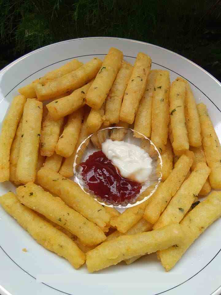 Resep Stik Kentang : resep, kentang, Resep, Kentang, Crispy, Sederhana,, Cocok, Untuk, Takjil, Puasa, Aroma