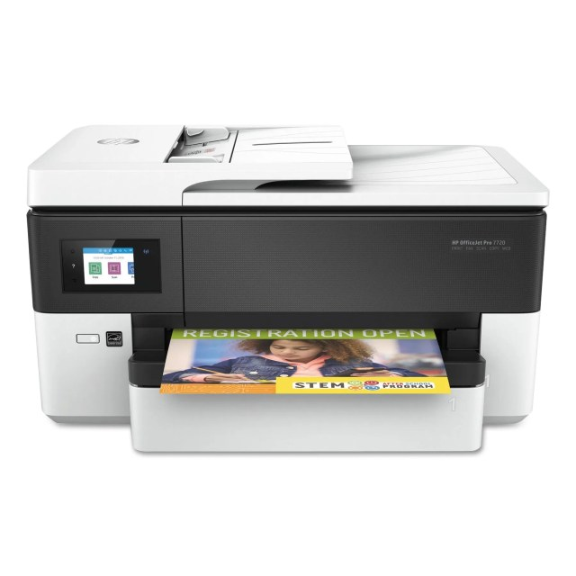 OfficeJet Pro 29 Wide Format All-in-One Printer by HP HEWY29S29A