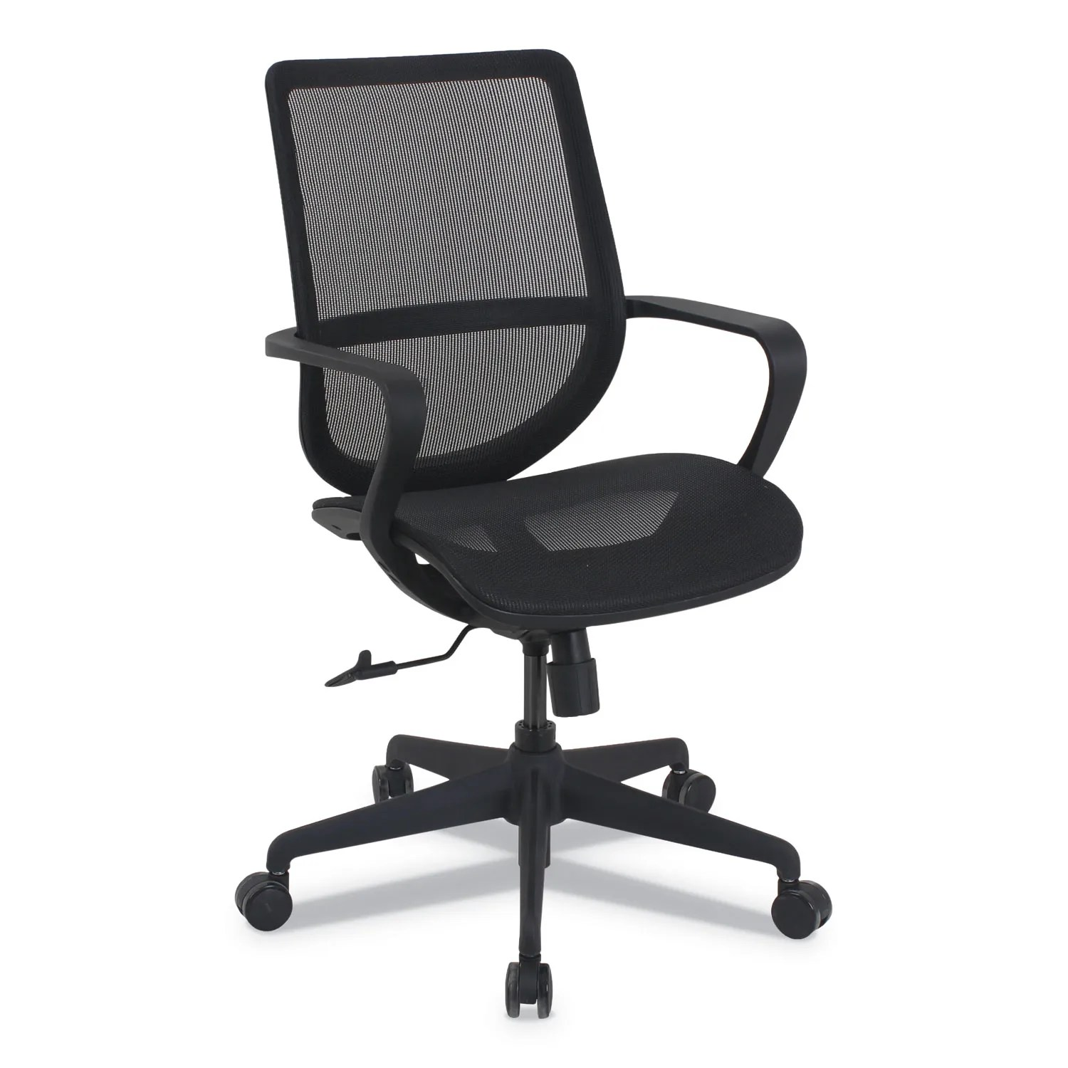 Alera Office Chairs Alera Kathy Ireland Office By Alera Macklin Series Mid Back All Mesh Office Chair