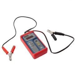sealey bt2101 digital battery tester 12v [ 1200 x 1200 Pixel ]
