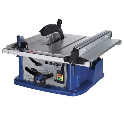 Metabo Ts250 Table Saw Review