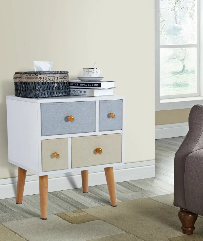 lifewit side end table nightstand