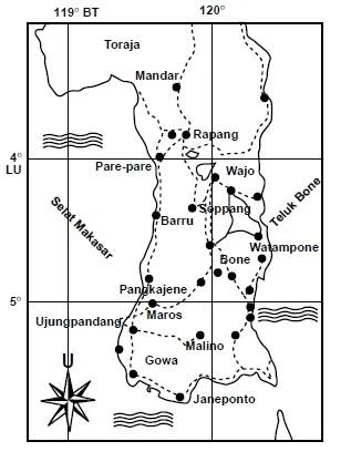Kesultanan Gowa Tallo : kesultanan, tallo, Kerajaan, Tallo