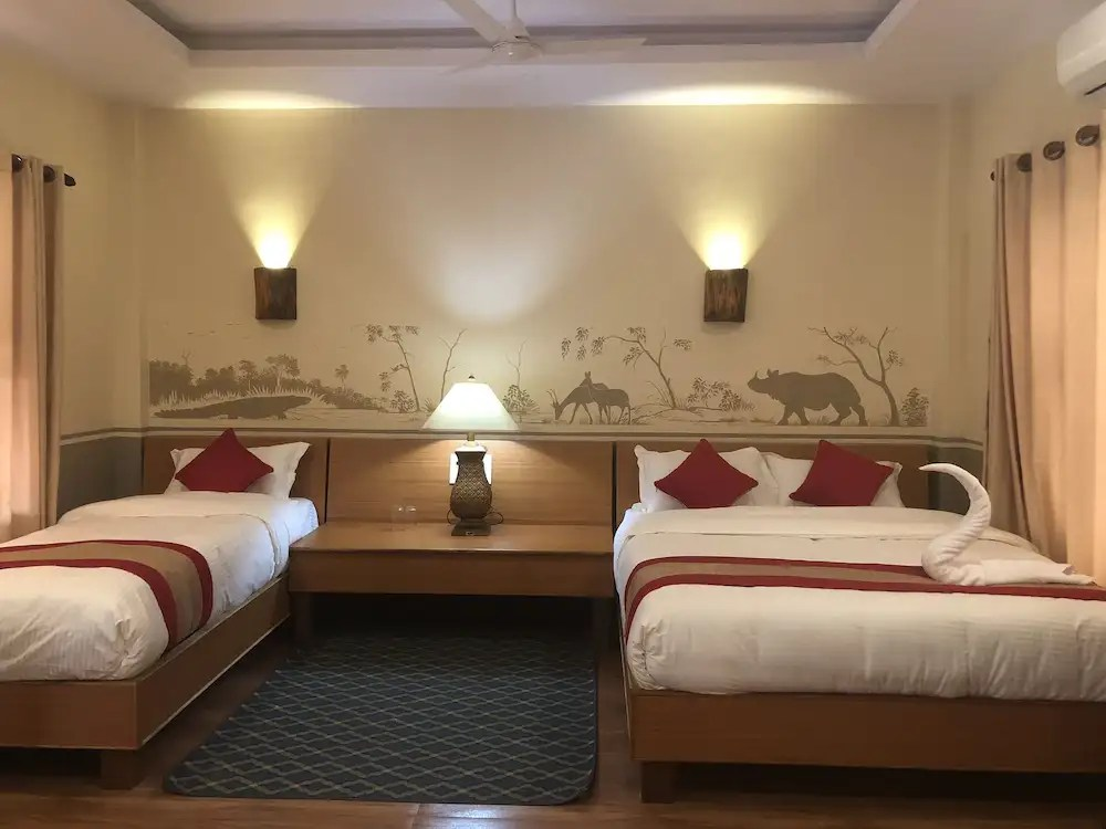 Jungle Safari Resort Narayani Zone Harga Hotel Terbaru Di Traveloka