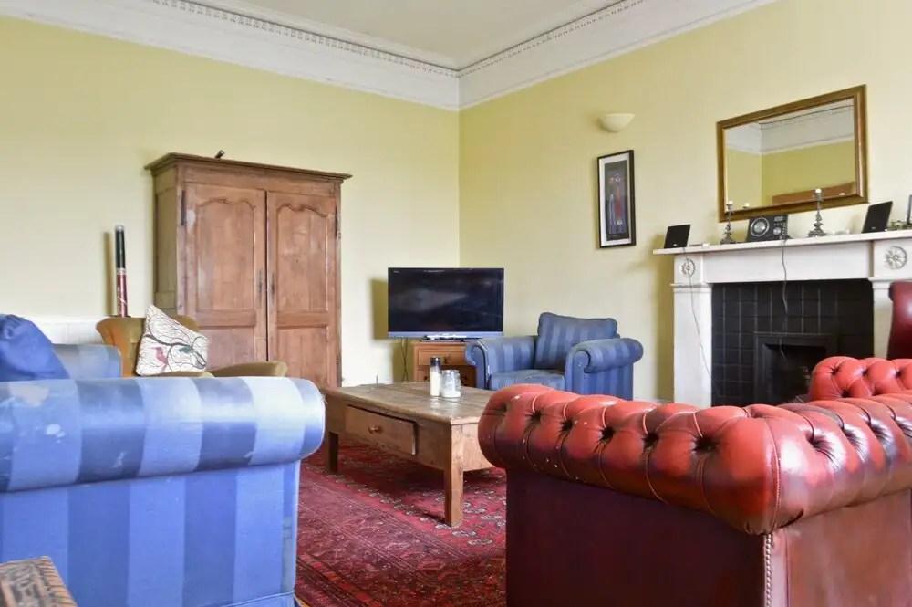 Central Edinburgh 4 Bedroom Flat In Edinburgh Edinburgh