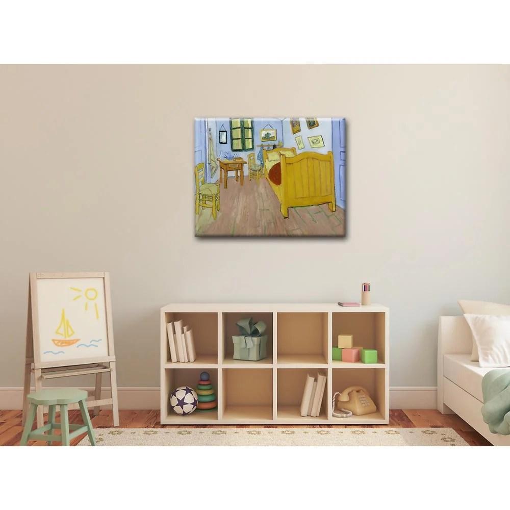 Descrizione Della Camera Da Letto Di Vincent Van Gogh | La ...
