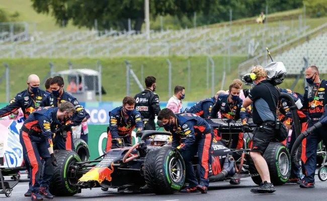 2020 F1 Hungarian Grand Prix Report Crushing Victory Not