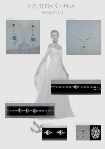 Biżuteria ślubna hurt