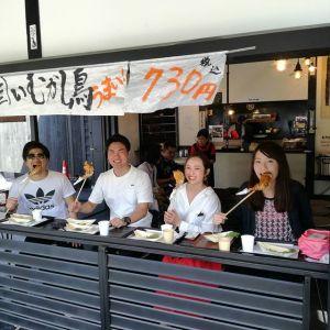 奥多摩町でキャニオニングを楽しんだ後に、炭鳥 筏でお昼ごはんにして下さった4名様です🤗一番左の方はブルーノ・マーズさんでしょうか️ ご来店ありがとうございました http://ikadamitake.com#蔵 #筏 #ikada #japan #Tokyo #mitake #御岳 #御岳山 #mitakesan #御岳山ロックガーデン #武蔵御嶽神社 #多摩川 #御岳渓谷 #奥多摩 #ブドウ山椒 #おにぎり #味玉 #tasty #バイク #ロードバイク #カヌー #カヤック #リバーSUP #デッドエンド #ジムニー #ペット可 #キャニオニング