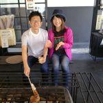 御岳渓谷を歩いて、当店から徒歩5分の奥多摩フィッシングセンターに行く途中に、むかし鳥を食べに来て下さったお二人ですフィッシングの後は、御岳山へ行って武蔵御嶽神社にお参りの予定だそうです⛩️ 盛りだくさんの楽しい一日ですね🤗 ご来店ありがとうございました http://ikadamitake.com#炭鳥 #蔵 #筏 #ikada #Tokyo #mitake #御岳 #御岳山 #mitakesan #御岳山ロックガーデン #武蔵御嶽神社 #多摩川 #御岳渓谷 #奥多摩フィッシングセンター #奥多摩 #ブドウ山椒 #おにぎり #味玉 #tasty #バイク #ロードバイク #カヌー #カヤック #リバーSUP #デッドエンド #ジムニー #ペット可