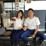 奥多摩ドライブ中にお立ち寄り下さった若いご夫婦です昆布汁もお気に召して頂けて良かったです🤗ご来店ありがとうございました http://ikadamitake.com#炭鳥 #蔵 #筏 #ikada #Tokyo #mitake #御岳 #御岳山 #mitakesan #御岳山ロックガーデン #武蔵御嶽神社 #多摩川 #御岳渓谷 #奥多摩フィッシングセンター #奥多摩 #ブドウ山椒 #おにぎり #味玉 #tasty #バイク #ロードバイク #カヌー #カヤック #リバーSUP #デッドエンド #ジムニー #ペット可 #奥多摩ドライブ