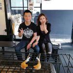 奥多摩ドライブにいらしたカップルです日原鍾乳洞→奥多摩湖と行った帰りに炭鳥ikadaにお立ち寄り下さいました 「食べた事ない歯ごたえで美味しいです」と言って下さいました🤗 ご来店ありがとうございましたhttp://ikadamitake.com営業時間11~17時木曜定休(祭日は営業)#炭鳥 #蔵 #筏 #ikada #Tokyo #mitake #御岳 #御岳山 #mitakesan #御岳山ロックガーデン #武蔵御嶽神社 #多摩川 #御岳渓谷 #奥多摩フィッシングセンター #奥多摩 #ブドウ山椒 #おにぎり #味玉 #tasty #バイク #ロードバイク #カヌー #カヤック #リバーSUP #アルパインクライミング #デッドエンド #ジムニー #ペット可 #奥多摩湖 #日原鍾乳洞