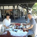 神奈川県の藤沢からドライブにいらしたご夫婦です 奥多摩湖に行かれる途中、お昼ごはんに来て下さいました昨日奥多摩湖にいらしたお客様が、素晴らしく眺めが良かったと言っておられました今日は更なる晴天で絶景だと思います 楽しいドライブを️ ご来店ありがとうございましたhttp://ikadamitake.com営業時間11~17時(夏季)木曜定休(祭日は営業)#炭鳥 #蔵 #筏 #ikada #Tokyo #mitake #御岳 #御岳山 #mitakesan #御岳山ロックガーデン #武蔵御嶽神社 #多摩川 #御岳渓谷 #奥多摩フィッシングセンター #奥多摩 #ブドウ山椒 #おにぎり #味玉 #tasty #バイク #ロードバイク #カヌー #カヤック #リバーSUP #アルパインクライミング #デッドエンド #ジムニー #ペット可