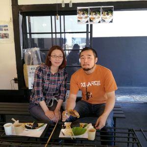 こちらのお二人も、神奈川県からいらしたご夫婦です早出なさって #日原鍾乳洞 に行った帰り、御岳山に向かう手前にある炭鳥ikadaを見かけてUターンして来て下さいましたこの後、ケーブルカーで武蔵御嶽神社に行かれるそうです⛩️今日の御岳山は見晴らしが良いでしょうね🤗ご来店ありがとうございましたhttp://ikadamitake.com営業時間11~17時(夏季)木曜定休(祭日は営業)#炭鳥 #蔵 #筏 #ikada #Tokyo #mitake #御岳 #御岳山 #mitakesan #御岳山ロックガーデン #武蔵御嶽神社 #多摩川 #御岳渓谷 #奥多摩フィッシングセンター #奥多摩 #ブドウ山椒 #おにぎり #味玉 #tasty #バイク #ロードバイク #カヌー #カヤック #リバーSUP #デッドエンド #アルパインクライミング #ジムニー #ペット可