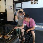 奥多摩湖に行かれる途中、店の外観が気になってお立ち寄り下さったカップルですむかし鳥のお味を気に入って頂けた様で良かったです🤗ご来店ありがとうございました️http://ikadamitake.com 営業時間11~17時(夏季)木曜定休(祭日は営業)※むかし鳥、ばくだんは数に限りがございます。1個からお取り置き致します♪Tel.0428-85-8726#炭鳥 #蔵 #筏 #ikada #むかし鳥 #mitake #tokyo #御岳 #御岳山 #御岳山ロックガーデン #武蔵御嶽神社 #多摩川 #御岳渓谷 #ランチ #奥多摩フィッシングセンター #奥多摩 #ブドウ山椒 #おにぎり #味玉 #バイク #ロードバイク #カヌー #カヤック #リバーSUP #ラフティング #ジムニー #ペット可