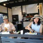 神奈川県相模原市からお越しのご夫婦ですキリスト教の教会 #奥多摩福音の家 で行われるキャンプにお子さんを送りに行かれた後、遅いお昼ごはんにお立ち寄り下さいました🤗お二人とも、ご飯は久しぶり。と仰っていましたが、ばくだんはお気に召して頂けたでしょうかご来店ありがとうございましたhttp://ikadamitake.com 営業時間11~17時(夏季)木曜定休(祭日は営業)※むかし鳥、ばくだんは数に限りがございます。1個からお取り置き致します♪Tel.0428-85-8726#炭鳥 #蔵 #筏 #ikada #むかし鳥 #mitake #tokyo #御岳 #御岳山 #御岳山ロックガーデン #武蔵御嶽神社 #多摩川 #御岳渓谷 #ランチ #奥多摩フィッシングセンター #奥多摩 #ブドウ山椒 #おにぎり #味玉 #バイク #ロードバイク #カヌー #カヤック #リバーSUP #ラフティング #デッドエンド #ジムニー #ペット可