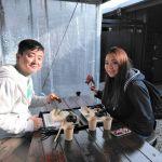 神奈川県座間市からお越しのカップルです#奥多摩ドライブ にいらした際、#奥多摩 で検索なさってこのインスタページをご覧になったとの事🤗炭鳥ikadaをお選び下さり感謝です ご来店ありがとうございましたhttp://ikadamitake.com営業時間・4月〜12月 11〜17時11月末まで木曜定休(祭日は営業)※むかし鳥、ばくだんは数に限りがございます。1個からお取り置き致します♪Tel.0428-85-8726#炭鳥蔵ikada #むかし鳥 #炭鳥ikada #ばくだん #mitake #tokyo #御岳 #御岳山 #御岳山ロックガーデン #武蔵御嶽神社 #多摩川 #御岳渓谷 #東京アドベンチャーライン #御岳ランチ #奥多摩フィッシングセンター #奥多摩 #日原鍾乳洞 #味玉 #バイク #ロードバイク #カヌー #カヤック #riversup #デッドエンド #ペット可