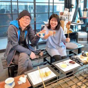 ご常連の @sachiyo_kotori さん& kirito07th さんが、ご予約でお越し下さいました🤗先にkiritoさんが下山⛰️なさってご到着sachiyoさんはご自宅からいらっしゃいました新年会を炭鳥ikadaでして下さり、とても嬉しかったです毎度ご来店ありがとうございますhttp://ikadamitake.com営業時間・1月〜3月 11〜16時4月〜12月 11〜17時金曜定休(祭日は営業)Tel.0428-85-8726#むかし鳥 #体験型 #炭鳥ikada #ばくだん #mitake #御岳 #御嶽駅 #御岳山 #御岳山ロックガーデン #武蔵御嶽神社 #御岳神社 #御岳渓谷 #御岳ランチ  #青梅ランチ #奥多摩フィッシングセンター #奥多摩 #奥多摩湖 #バイク #ロードバイク #サイクリング #カヌー #カヤック #ラフティング #riversup #御岳ボルダー #ペット可