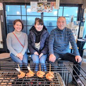 稲城市にお住まいのご家族です先月、ご主人がお友達とツーリングでお越し下さいました🏍️🏍️奥様は、昨年11月末に放映された #日本テレビ さんの #ぶらり途中下車の旅 をご覧になって下さったそうですそれで、嬉しい事に今日はご家族3名様でお出かけ下さったとの事でした🤗奥様と娘さんは、むかし鳥をお気に召して頂けたでしょうか毎度ご来店ありがとうございますhttp://ikadamitake.com営業時間・1月〜3月 11〜16時4月〜12月 11〜17時金曜定休(祭日は営業)Tel.0428-85-8726#むかし鳥 #体験型 #炭鳥ikada #ばくだん #mitake #御岳 #御嶽駅 #御岳山 #御岳山ロックガーデン #武蔵御嶽神社 #御岳神社 #御岳渓谷 #御岳ランチ  #青梅ランチ #奥多摩フィッシングセンター #奥多摩 #奥多摩湖 #バイク #ロードバイク #サイクリング #カヌー #カヤック #ラフティング #riversup #御岳ボルダー #ペット可