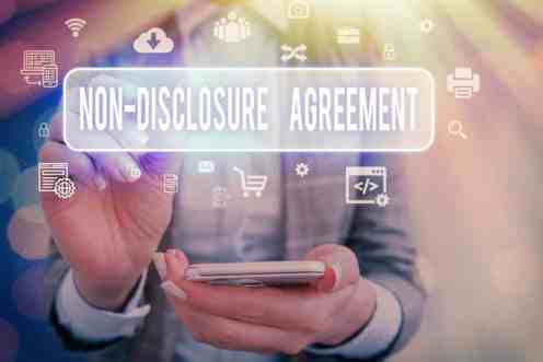 how to sell my business - the importance of non-disclosure agreements