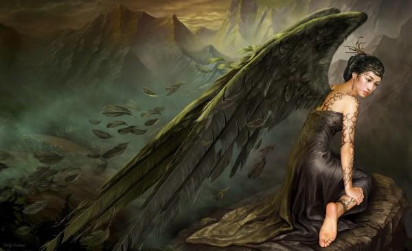 Fantastic Fantasy Illustration Digital Art Simply Monde