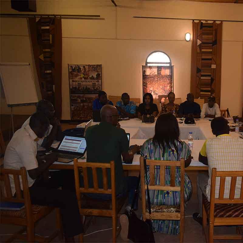 Formation GALERIE KÔRÈ Ségou Mali