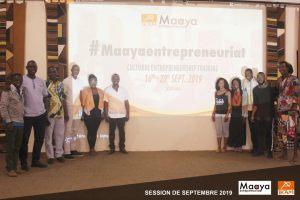 Formation maaya-entrepreneuriat avec les Ougandais