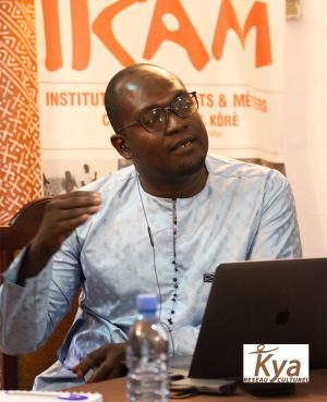 séminaire regroupant les directeurs de festivals venant de différents pays d'Afrique