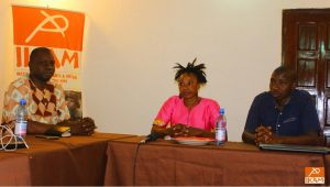 Programme Kôrè Qualité_Echanges d'évaluation de fin de programme avec Mama Koné