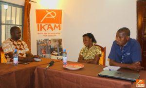 Programme Kôrè Qualité_Echanges d'évaluation de fin de programme avec Fatoumata Tioye