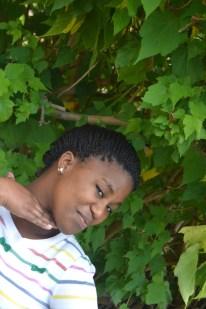 "Name: Zandile (16) Wittebome High School ""Zandile loves music, dancing and fahion!"""